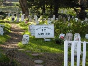 Presidio of San Francisco Pet Cemetery