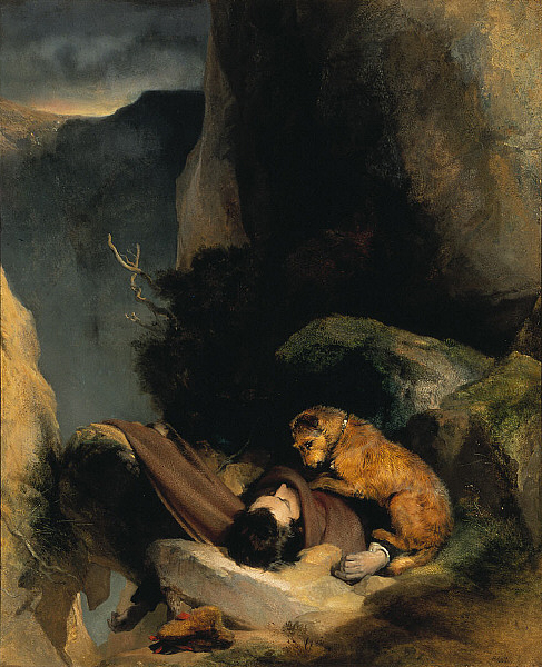 edwin_landseer_-_attachment