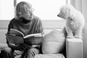 Mary Oliver © Rachel Giese Brown