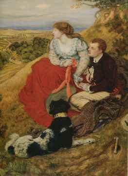 Byron's_Dream-Ford-Madox-Brown-1874